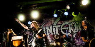Wintersun & Darkest Era – The Limelight 2, Belfast – 20th July 2013