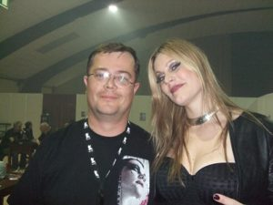 Ant with Floor Jansen