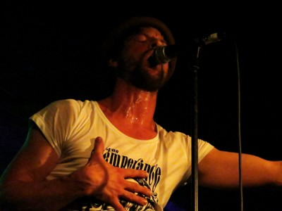 The Temperance Movement – Glasgow, Oran Mor – 18/09/2013