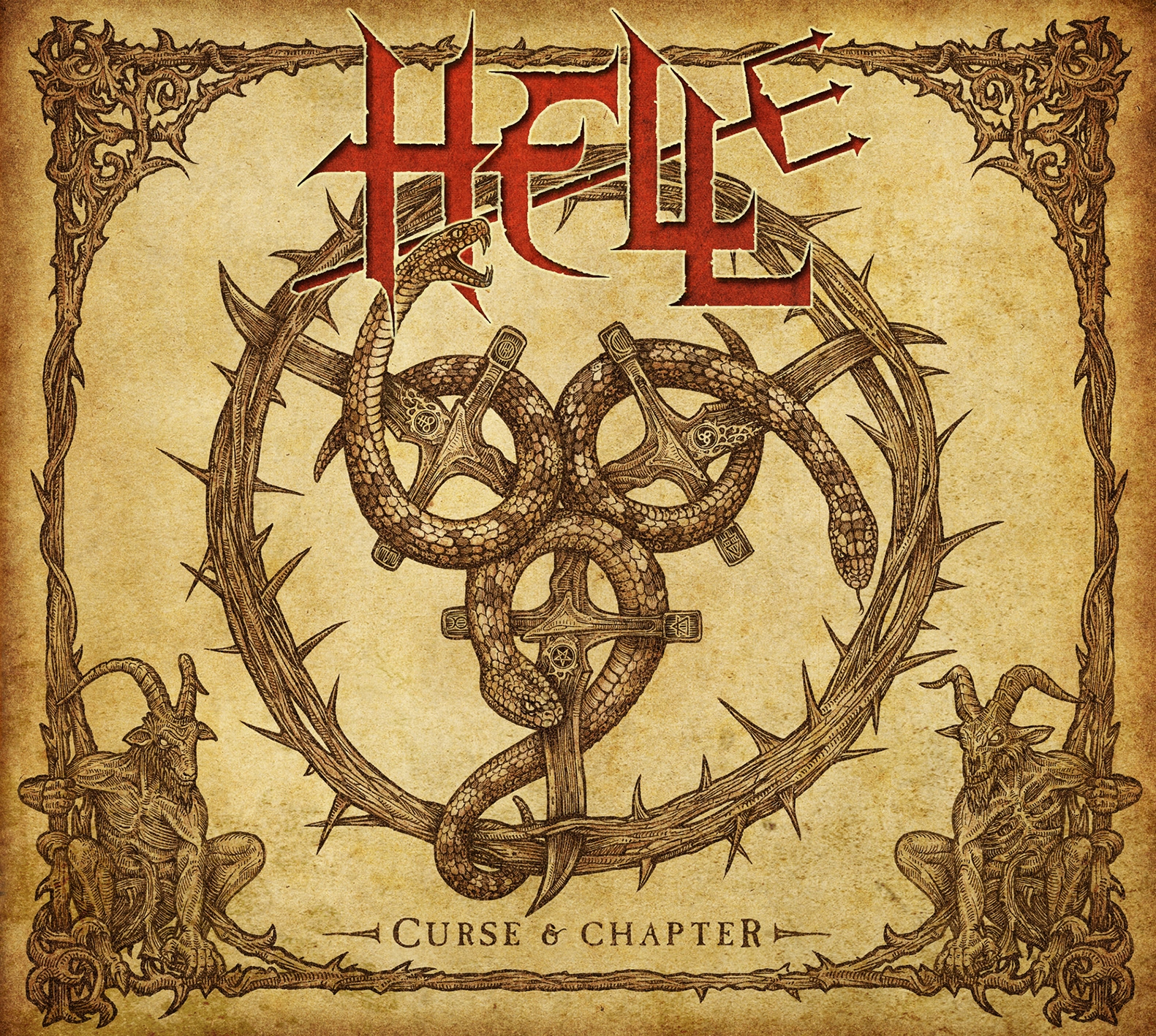 Hell - Curse and Chapter