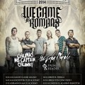 WE CAME AS ROMANS announce UK Tour for Feb/March 2014