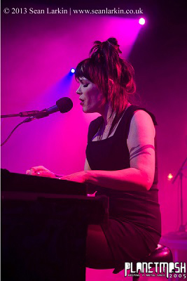 Beth Hart – Rock City, Nottingham – 22-11-2013