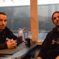 Exclusive Tour wrap up interview with Shining And Hacride!