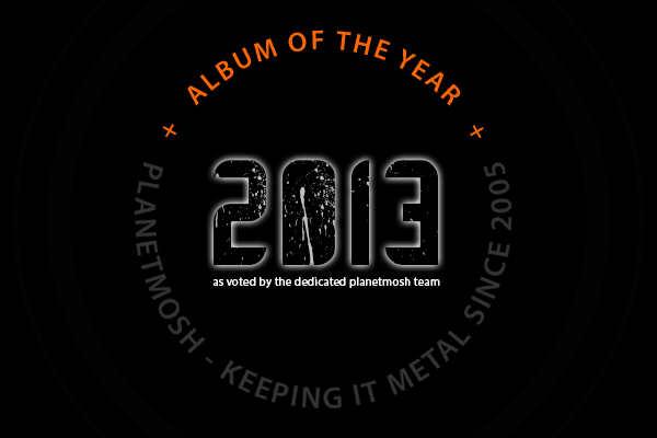 PlanetMosh Album of the Year 2013