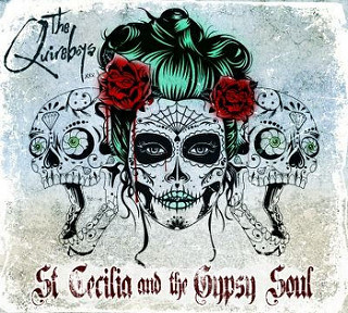 The Quireboys - St Cecilia and the Gypsy Soul (cover)