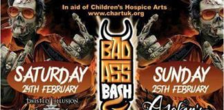Bad Ass Bash Poster 2018