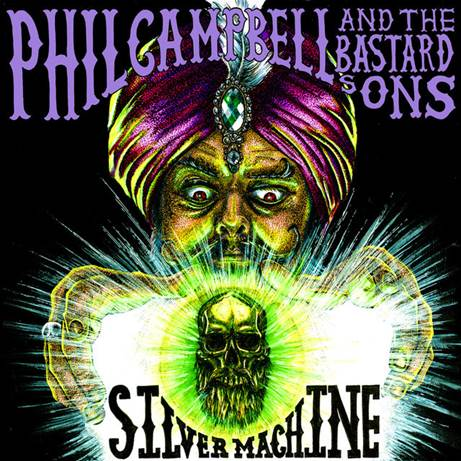 Phil Campbell and the Bastard Sons - Silver Machine