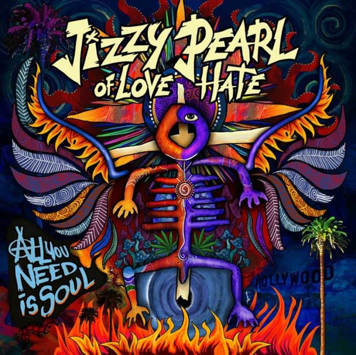 Jizzy Pearl All You Need is Soul