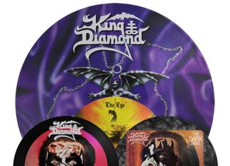 King Diamond Reissues