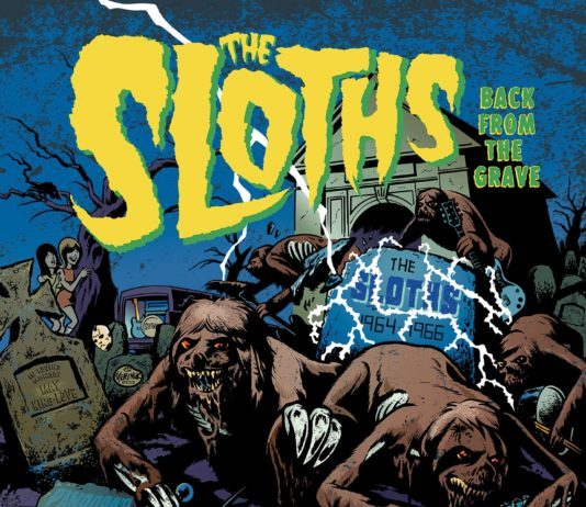 The Sloths - Back From The Grave (Cover)