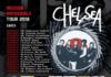 Chelsea European Tour Poster 2018