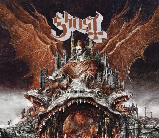 Ghost - Prequelle (Cover)
