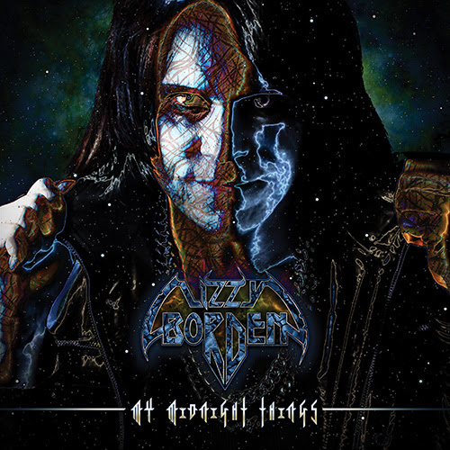 Lizzy Borden Album Cover